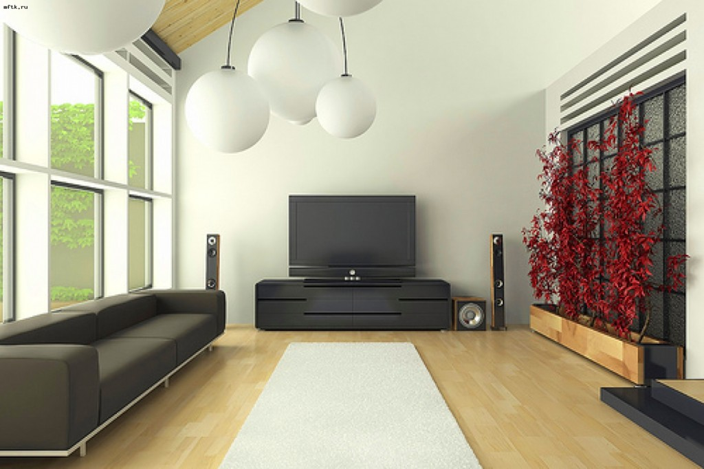 Дизайн интерьера комнаты - пропорции